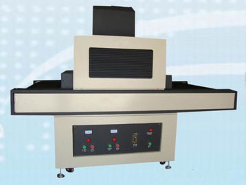 Table Top Auxiliary Equipment Plastic Bottles Uv Curing Machine 10M / Min